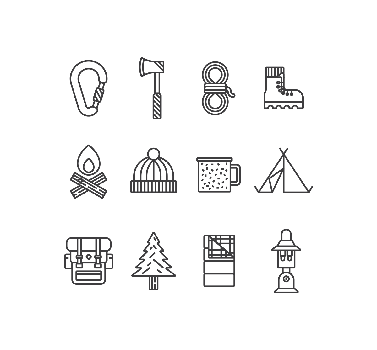 Free Outdoor Icons