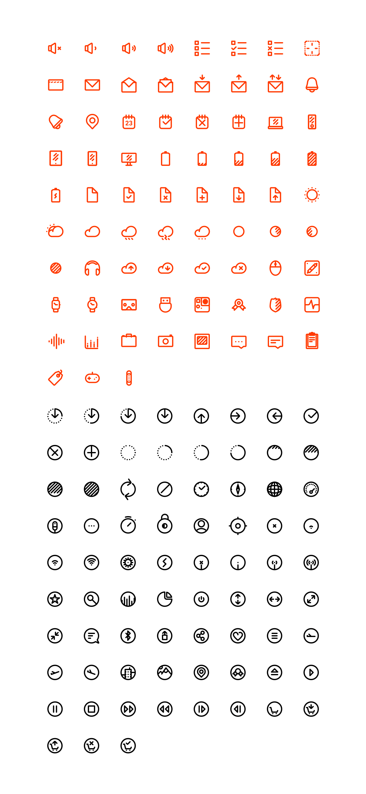 Simple Line Icons