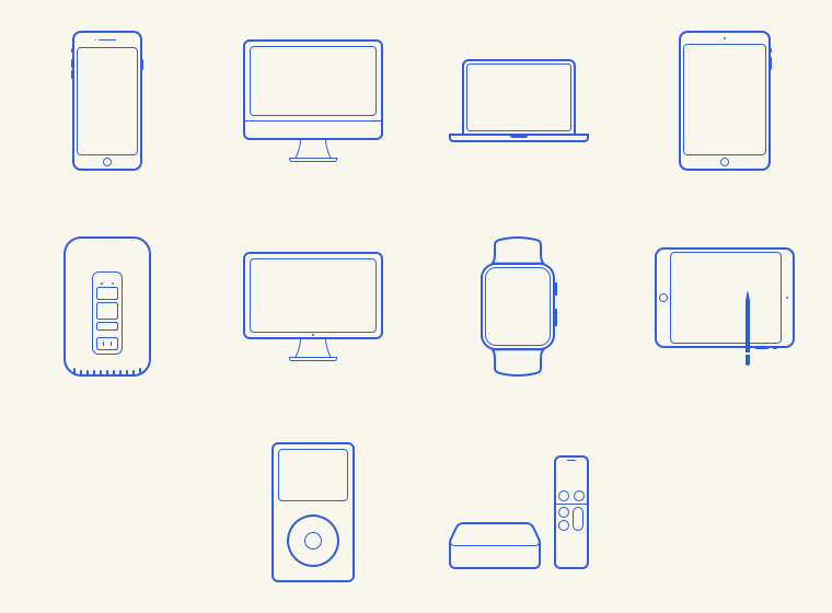 Apple Icon Set