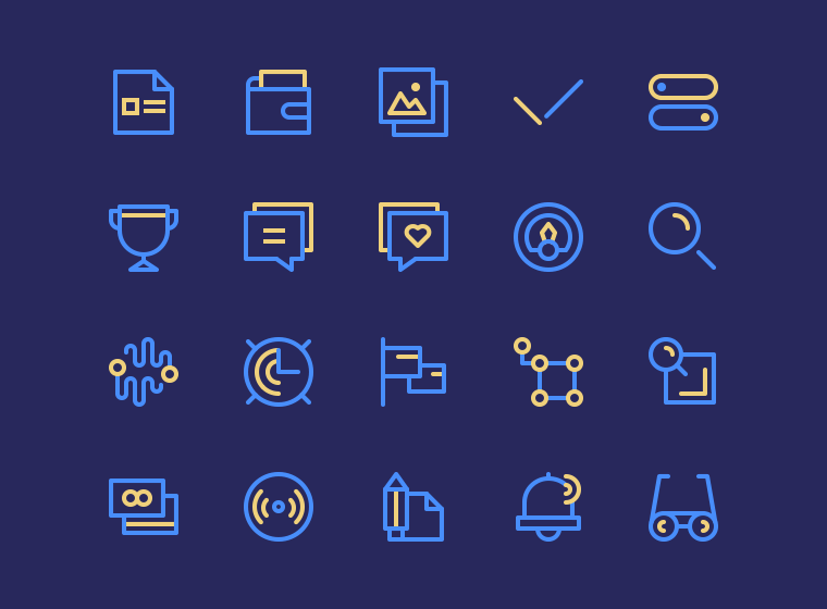 Birply Icons Vol3