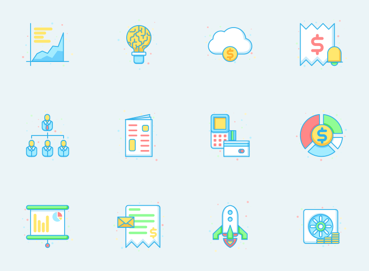 Free Business and Economy Icons