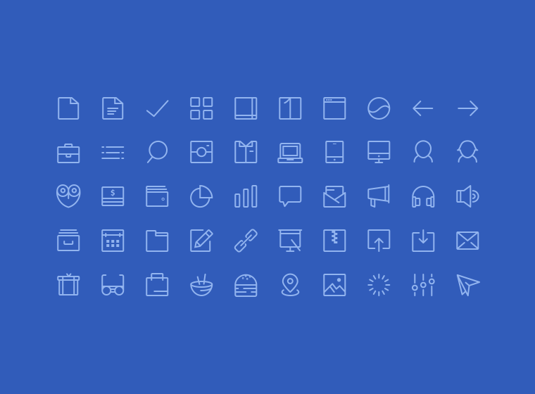Little Icons Vol1