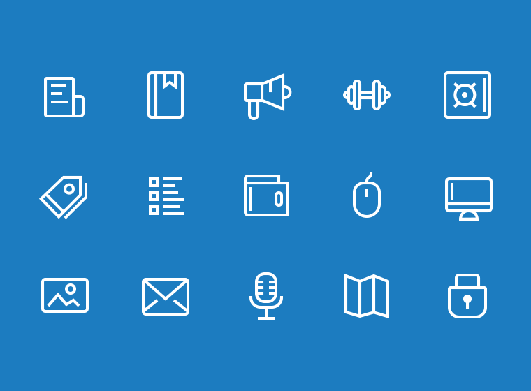 Icons From Module