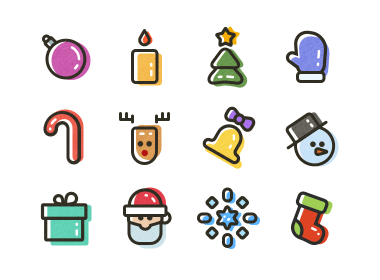New Year Free Icons
