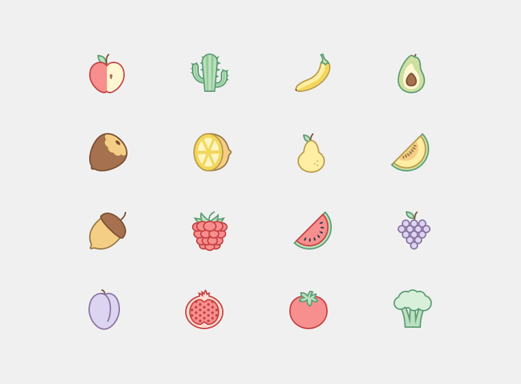 Plants by Icons8