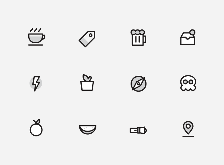 Random Stuff Iconset